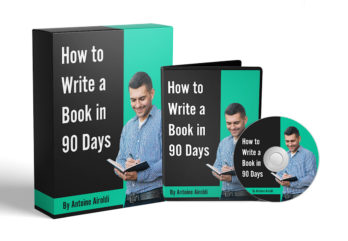 How to write a book in 90 days