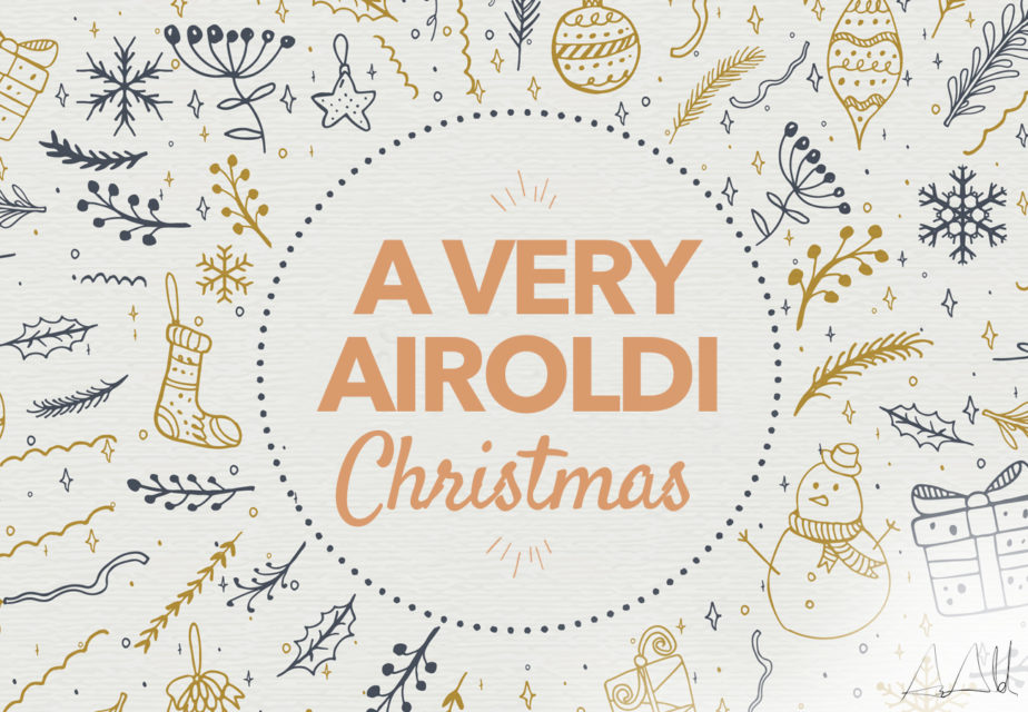 A Very Airoldi Christmas