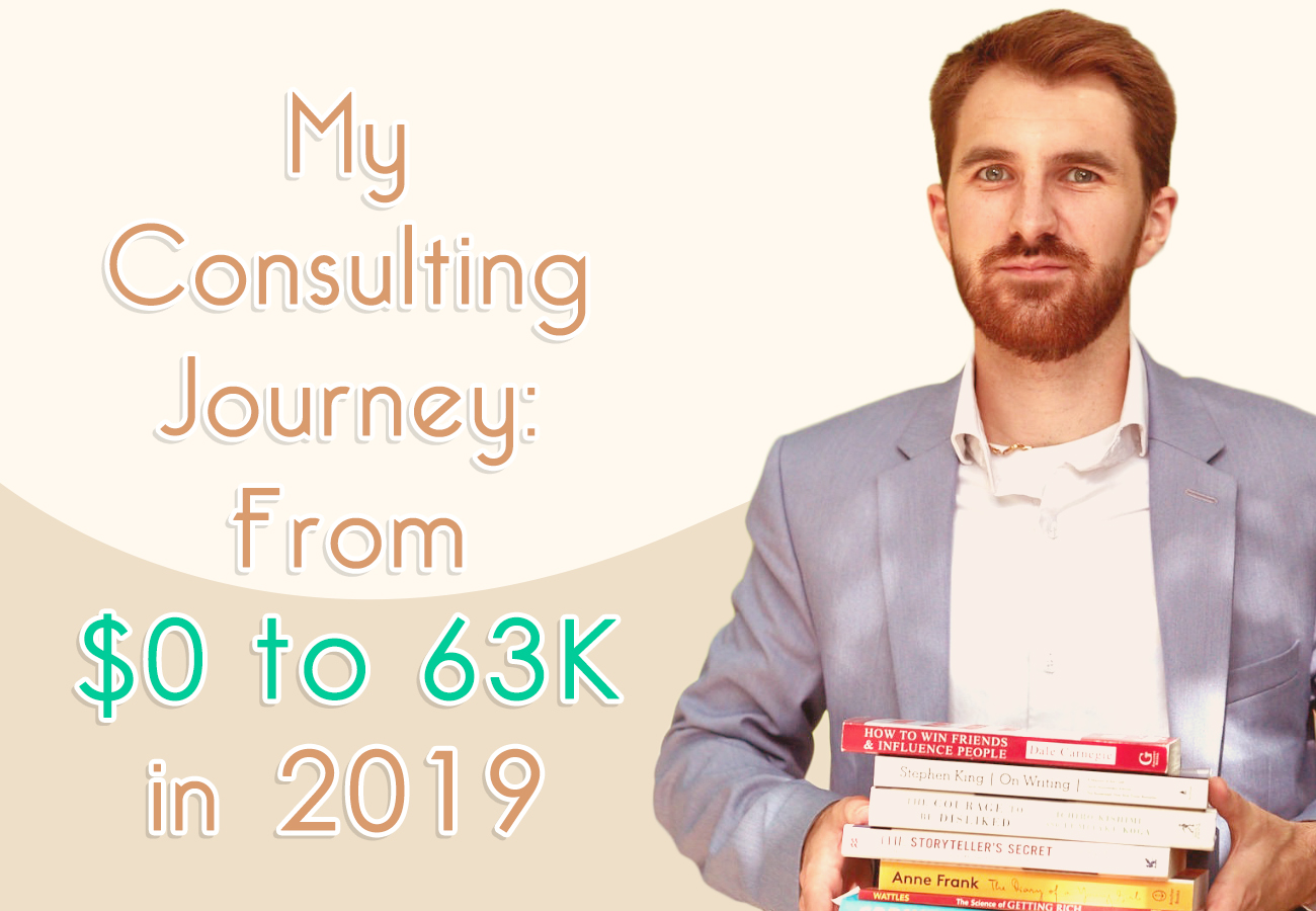 $0-63K: Becoming a Freelance Consultant